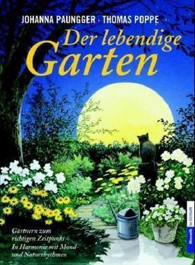 Mond Gartenbuch